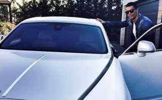 Real Madrid: Cristiano Ronaldo muestra nuevo auto en Instagram