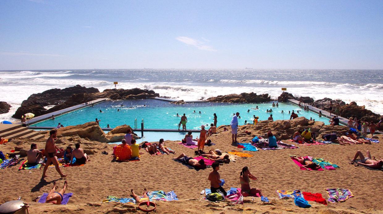 Arquitecto portugu s construye hermosas piscinas de agua - Piscinas de agua salada ...