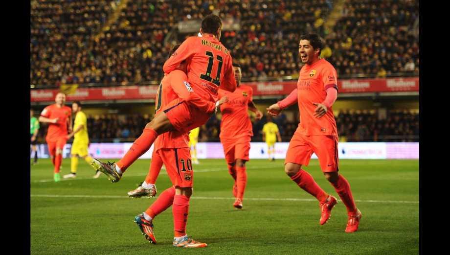 Barcelona ganó y festejó su pase a la final de la Copa del Rey