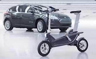 Ford presentó sus nuevas bicicletas eléctricas