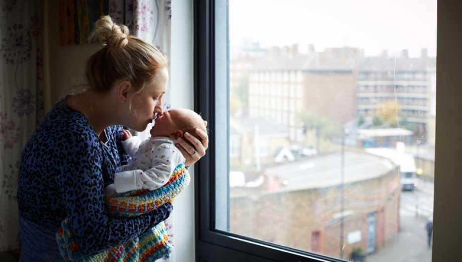 ¿Cómo viven las madres las primeras 24 horas de su bebe?