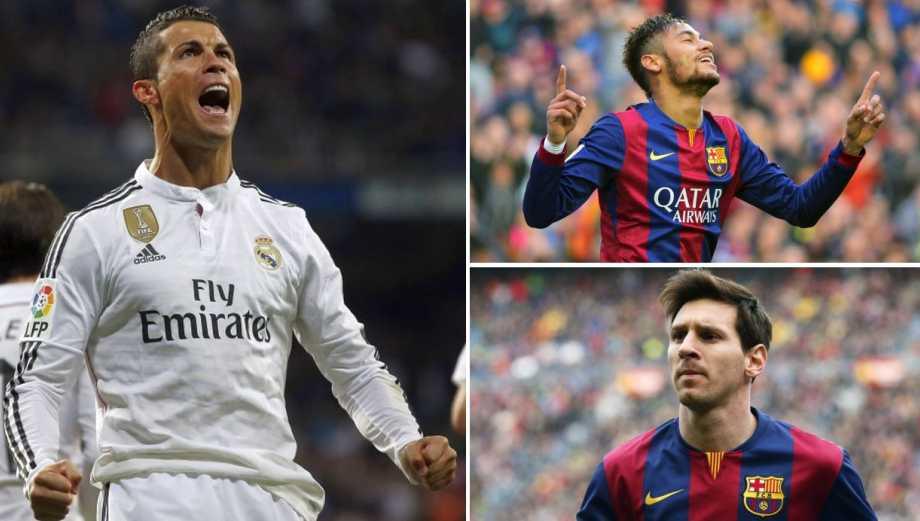 Cristiano es el más rico del mundo y Neymar ya está tercero