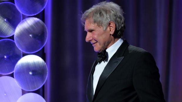 Harrison Ford se encuentra en grave después de accidente. (Foto: Getty Images)