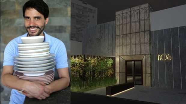 Virgilio Martínez presenta NOS, su nuevo proyecto en Lima