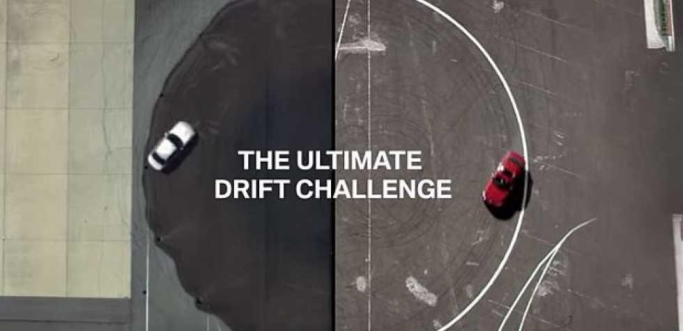 YouTube: Un BMW autónomo que hace drifting