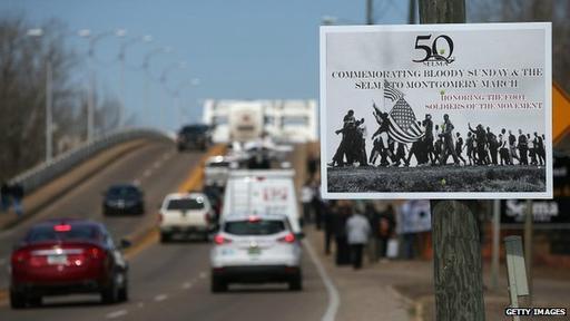 Lo que hizo que aquellas escenas de Selma quedaran grabadas en el recuerdo colectivo fue la fuerza bruta empleada.