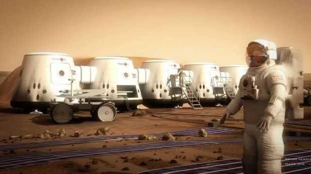 Cuatro hispanos podrían colonizar Marte