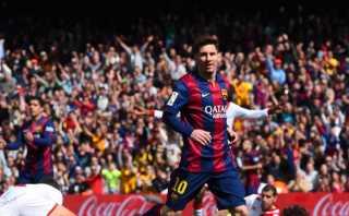 Messi histórico: es el jugador con más 'hat-trick' en España