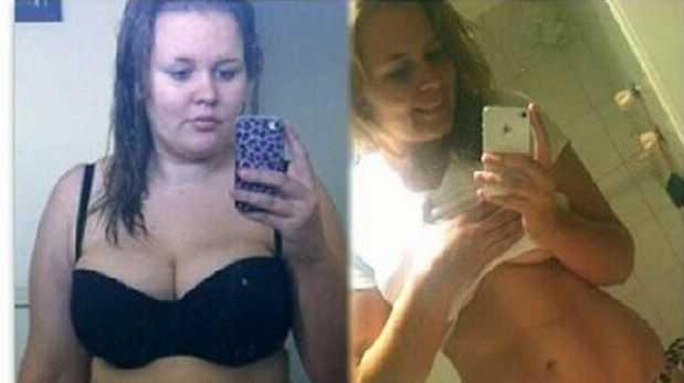 Facebook: marca de dietas roba fotos a mujer que bajó 57 kilos