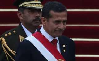 Humala dice que cancillería verá retiro de embajador en Chile