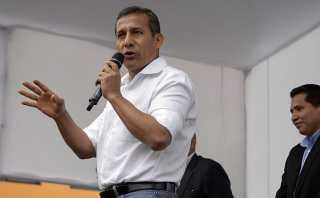"""Humala usó """"expresiones destempladas"""" contra El Comercio"""