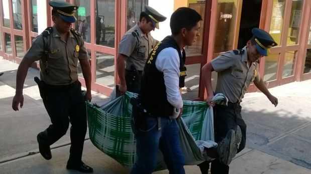 Tacna: colombiano se suicidó ahorcándose en terminal terrestre