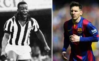 Messi: ¿Qué marca le quebró a Pelé con su último 'hat-trick'?