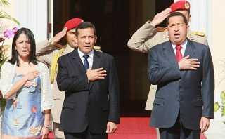 Nadine Heredia negó financiamiento de Hugo Chávez a su partido