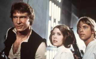 """Carrie Fisher a Harrison Ford: """"¿Puedo manejar la próxima vez?"""""""