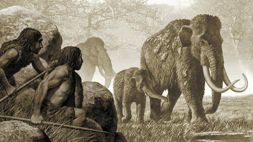 Durante 200.000 años el hombre de Neandertal dominó Europa, pero después de unos pocos miles de años de la llegada del hombre moderno se extinguió.
