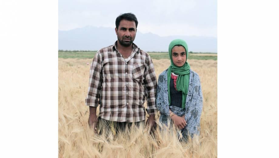 Fotos de padres e hijas para romper estereotipos sobre Irán
