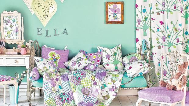 Dale un tono más fresco a tu casa decorando con color menta ...