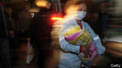 En la provincia de Sichuán se desarticularon varias bandas de traficantes de bebés en 2012.