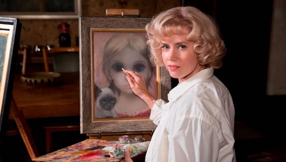 """""""Big Eyes"""": la nueva película de Tim Burton en imágenes"""