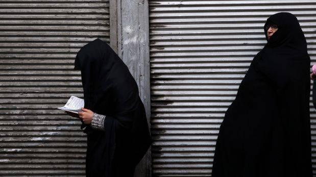 """Irán reduce a las mujeres a """"máquinas de hacer bebés"""""""