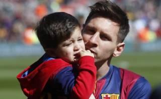 Lionel Messi contó detalles de su vida privada lejos del fútbol
