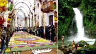 Los destinos turísticos preferidos