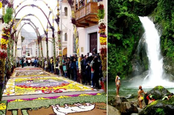 ¿Cuáles son los destinos turísticos favoritos por Semana Santa?