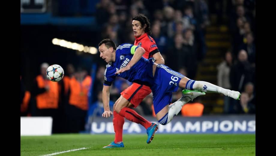 Chelsea vs. PSG: el partido que se encaró como una batalla
