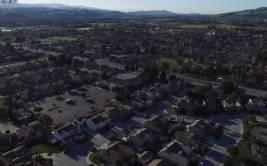 YouTube: drone grabó vuelo supersónico de supuesto Ovni en EEUU