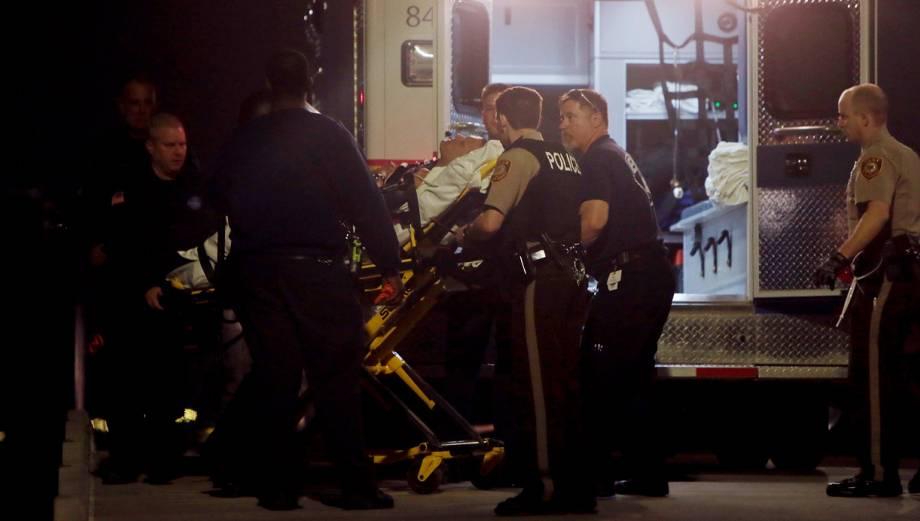 EE.UU.: Balean a dos policías en protestas raciales en Ferguson