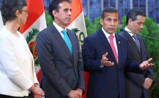 Humala instó al sector empresarial a incentivar innovación