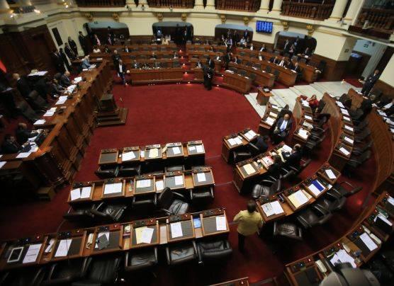 Pleno aprobó proyecto de ley que castiga a 'narcocongresistas'