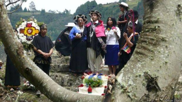 Matrimonio In Ecuador : Ecuador cómo es una boda según ritos precolombinos