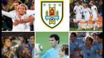 Diego Forlán: capitán de Uruguay lo despide en Twitter - Noticias de diego forlán