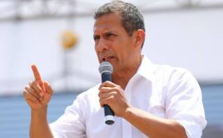 Humala anuncia creación de programa de crédito universitario