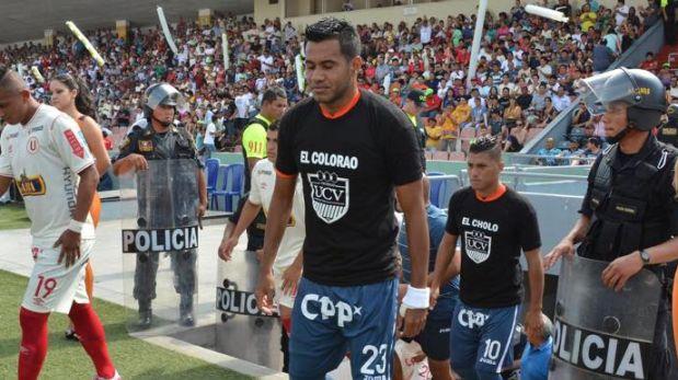 Ronald Quinteros volante de César vallejo (Foto: Prensa UCV)