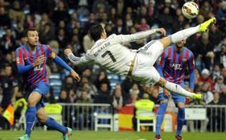 Cristiano Ronaldo: su curiosa reacción tras gol de Gareth Bale