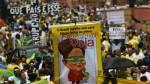 Brasil: Más de un millón toman las calles contra Dilma Rousseff - Noticias de afp horizonte