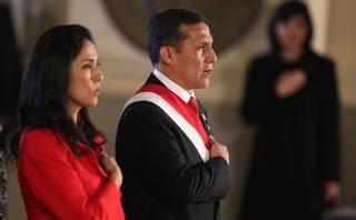 """Humala dice que medios """"tratan de enlodar"""" trabajo de Nadine"""