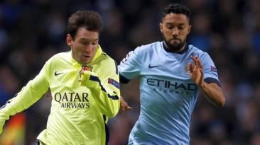Barcelona vs. Manchester City: chocan por la Champions League