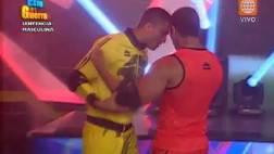 """""""Esto es guerra"""": Rafael y Gino Assereto casi se lían a golpes"""