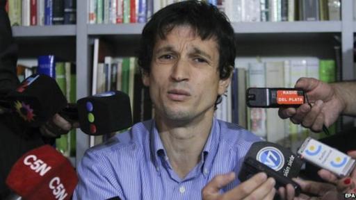 Diego Lagomarsino dijo que tiene información privada sobre la vida de Nisman que dará a conocer a la fiscal.