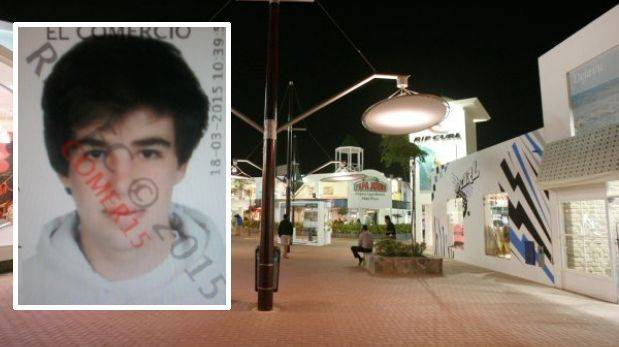 Hijo de ex ministro Silva Martinot atropelló a joven en Asia