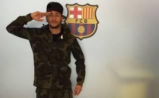 """Neymar se alista para una """"guerra"""" ante el City y Real Madrid"""