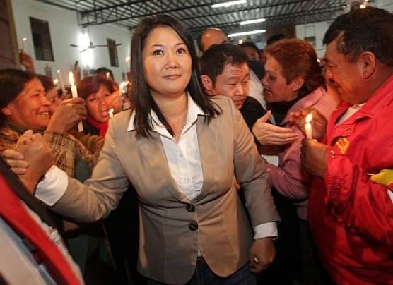 Congreso no investigará a Keiko por presunto desbalance