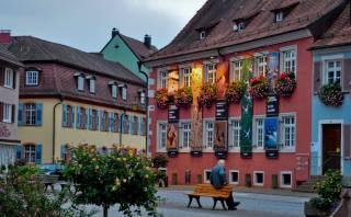 Gengenbach, una de las ciudades más coloridas de Alemania
