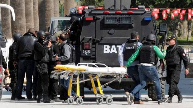 Ataque terrorista en Túnez: Hay tres latinos entre las víctimas