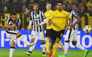Juventus: Carlos Tevez marcó un golazo ante Borussia Dortmund