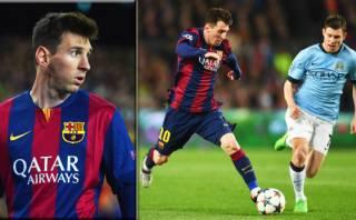 """""""¡Messi, Messi, Messi!"""", el homenaje del Camp Nou al crack"""